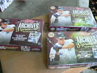 2018 Topps Archives Signature Series Active Player Edition 3 box Lot - 3 boxes