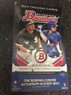 2014 BOWMAN BASEBALL - Factory Sealed HOBBY BOX - Kris Bryant Mookie Betts