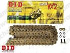Aprilia TXR312M 88-90 DID GOLD VX2 Heavy Duty X-Ring Chain