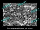 OLD HISTORIC PHOTO OF BURSLEM STAFFORDSHIRE ENGLAND, THE BOOTE POTTERIES c1930