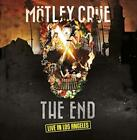 MOTLEY CRUE-MOTLEY CRUE:THE END-LIVE IN LOS ANGELES NEW CD