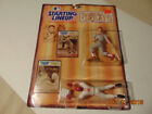 starting lineup baseball greats Pete Rose and Johnny bench action figures