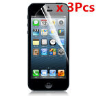 3Pcs Ultra thin Screen Film Screen Protector For Apple iPhone 4 4s 4g 10