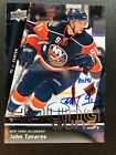 2009-10 JOHN TAVARES YOUNG GUNS 15-16 Buybacks #201 RC AUTO 80 91