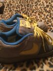 Nike Barcelona Blue And Yellow Mens Sneakers Size 7