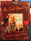 AS TIME GOES BY  COMPLETE SERIES 1992 2005 11DVD OOP RARE WB Dench Palmer
