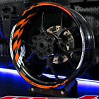 Wheel Rim Stripes Tape Decals fits KTM rc8 690 Duke 1290 Super R 390 SMC Sticker