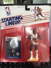 1988 Starting Lineup Dennis Hopson/New Jersey Nets/Ohio State/NBA/SLU/ROOKIE