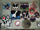 Lot B Border Collie dog tiles Ornaments keychain Magnet playing cards Coaster