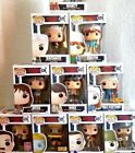 Stranger Things - Funko Pop - LOT of 10 - NETFLIX - HOT TOPIC SDCC Exclusive