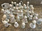 LARGE LOT OF 31 Precious Moments COLLECTIBLE FIGURINES