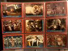 1984 Topps Indiana Jones and the Temple of Doom Trading Cards 10