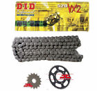 Aprilia 650 Pegaso Tucsany Tibet 04 DID VX2 X-Ring Chain & Sprocket Kit