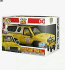 Funko POP! Rides Disney Toy Story Pizza Planet Truck & Buzz NYCC Exclusive