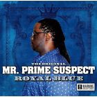 The Original Mr. Prime Suspect-Royal Blue CD NEW
