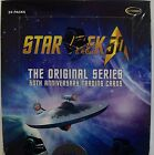 2016 Rittenhouse Star Trek the Original Series 50th Anniversary Sealed Hobby Box