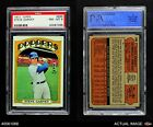 1972 Topps #686 Steve Garvey Dodgers PSA 8 - NM MT