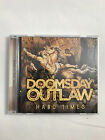 Doomsday Outlaw Hard Times CD Pre-owned