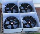 19 jaguar JX XF F Pace black wheels rims set Factory OEM original F Pace 19
