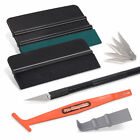 Car Vinyl Wrap Tools Kit Magnetic Micro Squeegee Gasket Window Tint Tucking Set