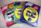 FARM SHOW ENCYCLOPEDIA COLLECTION OF MADE IT MYSELF IDEAS VOL 1 2 3