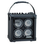Roland Micro Cube Bass RX 4x4 Portable Bass Amp Battery Operated MICRO CB RX