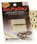 Dr Pulley Sliding Variator Rollers Weight 18 x 14 mm 10g Automatic Scooter