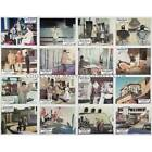 MON ONCLE Original Lobby Cards x16 10x12 in 1958 Jacques Tati Jean Pierr