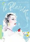 NEW OPHULSMAX LE PLAISIR DVD 1952 CRITERION COLLECTION RARE OOP