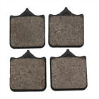 Brake Pads For SHERCO SM 4.5iF Supermoto 04-07 SM 5.1iF Black Panther 2008-2010