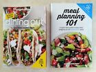 Weight Watchers Member Edition Dining Out  Meal Planning 101 2 Paperback Lot