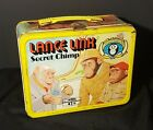 Lance Link Secret Chimp Lunchbox Vintage 1971 rare lancelot collectable gift