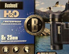 NEW Bushnell 138005 H2O Waterproof Fogproof Compact Roof Prism Binocular 8x 25mm