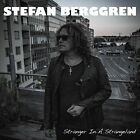 STEFAN BERGGREN-STRANGER IN A STRANGELAND CD NEW