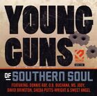 Young Guns Southern Soul - Various Artists - New Factory Sealed CD