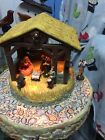 Mr Christmas Animated The Story Of The Nativity Musical Display