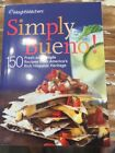 2006 Weight Watchers Simply Bueno Cookbook Hispanic Recipes Mexico Brazil +