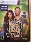 Microsoft Xbox 360 The Biggest Loser Ultimate Workout