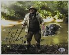 Jack Black Jumanji Autograph Signed Photo Beckett BAS Photo 8 x 10