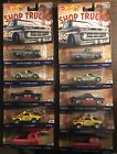 Hot Wheels Shop Trucks Subaru Brat 83 Silverado VW Caddy 62 Custom Chevy 2018