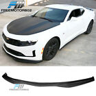 Fits 16 18 Chevy Camaro SS Only AC Style Front Bumper Lip Spoiler Unpainted PU