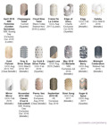 Gold Silver  Metallic Graphic designs Jamberry nail wraps HALF sheets