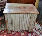 Antique Cupboard in Early Original Paint *
