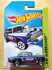 2014 Hot Wheels Super Treasure Hunt 55 Chevy Bel Air Gasser New In Package