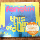This Thing Of Ours : Fanatix XTCK-00033 JAPAN CD W-8431+