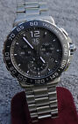 TAG Heuer Formula 1 Chronograph Grey Dial Mens Watch CAU1115.BA0858 - Near MINT!
