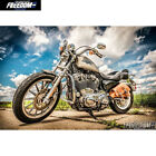 Motorcycle 5d Diy Diamond Painting