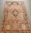 GALLERY VINTAGE COLLECTIBLE ORIENTAL 100% WOOL ESTATE FINE RUG 5X7.5FT H72