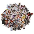 Naruto Anime Vinyl Stickers for Laptop Luggage Guitar Waterproof 100Pcs