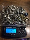 Mixed Misc 925 Sterling Silver Scrap Lot 59.2gr
